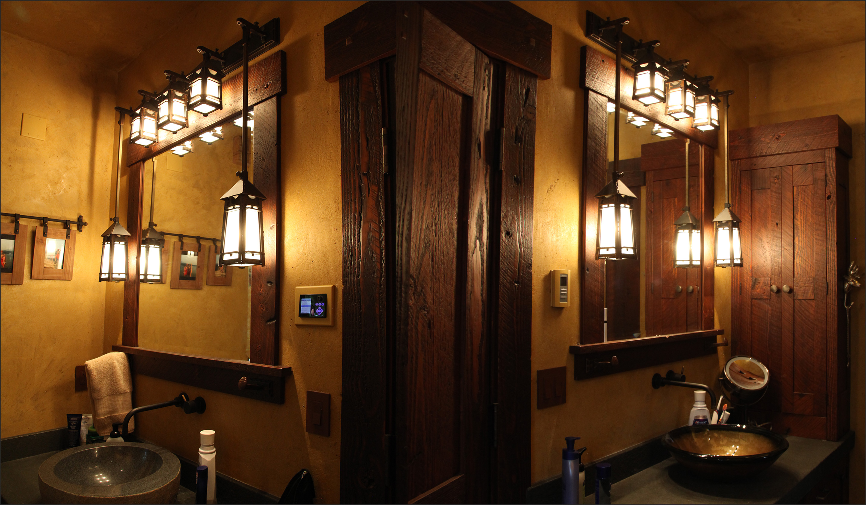 Bathroom Lighting Custom Sconces Andrew Parent