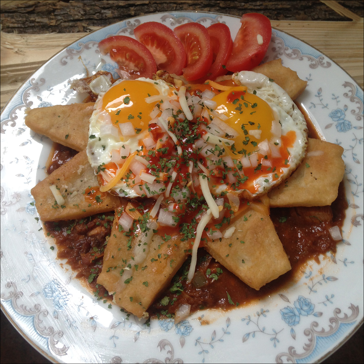Taco Breakfast Star Peacemaker Grill Andrew Parent